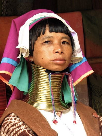 Indonesia Neck Rings
